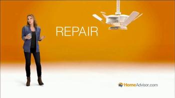 HomeAdvisor App TV Spot, 'Repair or Remodel' Featuring Amy Matthews - Thumbnail 2