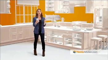 HomeAdvisor App TV Spot, 'Repair or Remodel' Featuring Amy Matthews - Thumbnail 3
