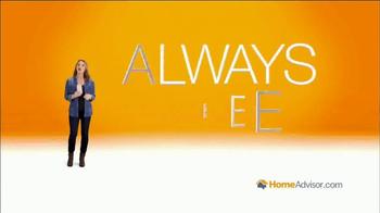 HomeAdvisor App TV Spot, 'Repair or Remodel' Featuring Amy Matthews - Thumbnail 7