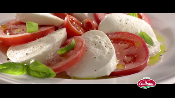 Galbani Mozzarella Fresca Cheese TV Spot, 'Can We Live Too Much?' - Thumbnail 8