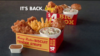 Church's Chicken $4 Big Box TV Spot, 'The Greatest Chicken of All Time' - Thumbnail 2
