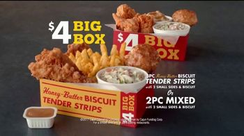 Church's Chicken $4 Big Box TV Spot, 'The Greatest Chicken of All Time'