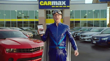 CarMax TV Spot, 'Seven Days in the Future' Featuring Andy Daly - Thumbnail 9