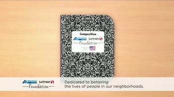 Albertsons Companies Foundation TV Spot, 'Innovation in Education Grant' - Thumbnail 1