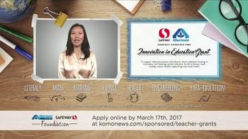 Albertsons Companies Foundation TV Spot, 'Innovation in Education Grant' - Thumbnail 10