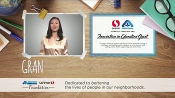 Albertsons Companies Foundation TV Spot, 'Innovation in Education Grant' - Thumbnail 4