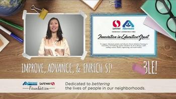 Albertsons Companies Foundation TV Spot, 'Innovation in Education Grant' - Thumbnail 6