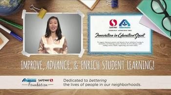 Albertsons Companies Foundation TV Spot, 'Innovation in Education Grant' - Thumbnail 7