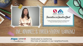 Albertsons Companies Foundation TV Spot, 'Innovation in Education Grant' - Thumbnail 8