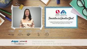 Albertsons Companies Foundation TV Spot, 'Innovation in Education Grant' - Thumbnail 9