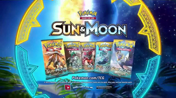 Pokemon TCG: GX - Sun & Moon TV Spot, \'Witness the Power\'
