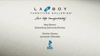 La-Z-Boy Presidents Day Sale TV Spot, 'Historic Proportions' - Thumbnail 8