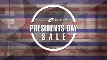La-Z-Boy Presidents Day Sale TV Spot, 'Historic Proportions' - Thumbnail 2