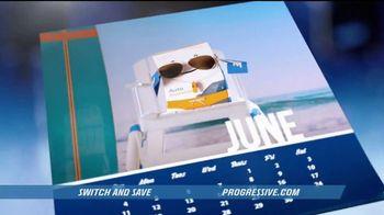 Progressive TV Spot, 'Calendar Shoot' - Thumbnail 3