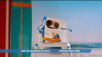 Progressive TV Spot, 'Calendar Shoot' - Thumbnail 7