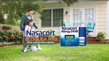Nasacort Allergy 24HR TV Spot, 'Cero' [Spanish] - Thumbnail 10