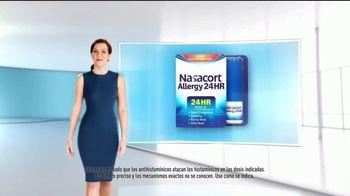 Nasacort Allergy 24HR TV Spot, 'Cero' [Spanish] - Thumbnail 4