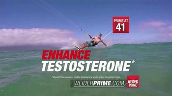 Weider Prime TV Spot, 'It's Time' - Thumbnail 2