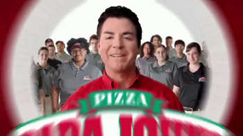 Papa John's Ultimate Meats Pizza TV Spot, 'Como una familia' [Spanish] - Thumbnail 9