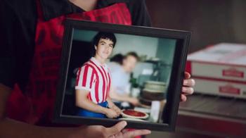 Papa John's Ultimate Meats Pizza TV Spot, 'Como una familia' [Spanish] - Thumbnail 2