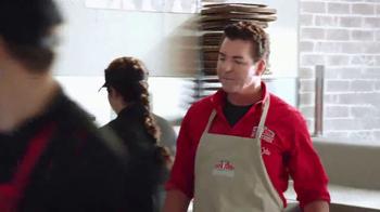Papa John's Ultimate Meats Pizza TV Spot, 'Como una familia' [Spanish] - Thumbnail 4