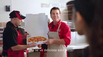 Papa John's Ultimate Meats Pizza TV Spot, 'Como una familia' [Spanish] - Thumbnail 5