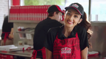 Papa John's Ultimate Meats Pizza TV Spot, 'Como una familia' [Spanish] - 84 commercial airings