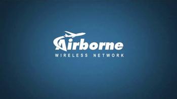 Airborne Wireless Network TV Spot, 'Global Wireless Network' - Thumbnail 6