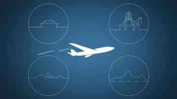 Airborne Wireless Network TV Spot, 'Global Wireless Network' - Thumbnail 4