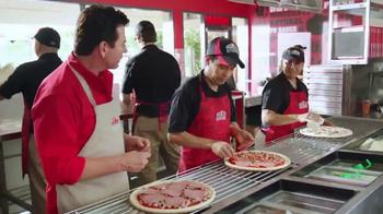 Papa John's Ultimate Meats Pizza TV Spot, 'Familia' [Spanish] - Thumbnail 2