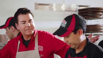 Papa John's Ultimate Meats Pizza TV Spot, 'Familia' [Spanish] - Thumbnail 3