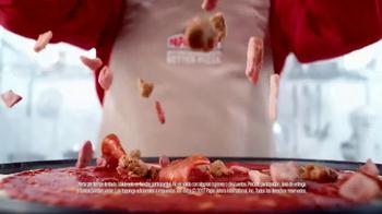 Papa John's Ultimate Meats Pizza TV Spot, 'Familia' [Spanish] - Thumbnail 4