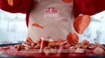 Papa John's Ultimate Meats Pizza TV Spot, 'Familia' [Spanish] - Thumbnail 5