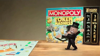 Monopoly Token Madness TV Spot, 'Not Even Scottie is Safe' - 413 commercial airings