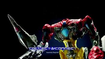 Power Rangers Movie Megazord TV Spot, 'Strength, Stealth' - Thumbnail 5