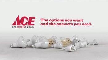 ACE Hardware TV Spot, 'Light Bulb Answers' - Thumbnail 5