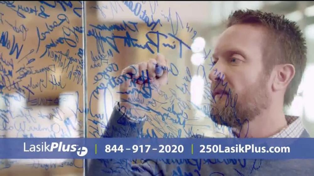 LasikPlus TV Commercial Testimonials
