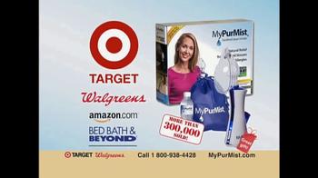 MyPurMist TV Spot, 'Fine Retailers' - Thumbnail 3