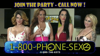 1-800-PHONE-SEXY TV Spot, 'Playing Games' - Thumbnail 9