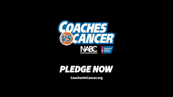 Coaches vs. Cancer TV Spot, '3-Point Challenge' Featuring Tubby Smith - Thumbnail 3