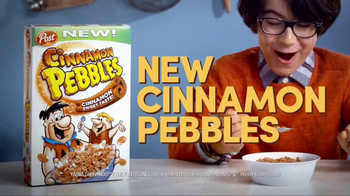 Cinnamon Pebbles TV Spot, 'It's Finally Here' - Thumbnail 7