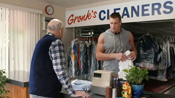 Tide Super Bowl 2017 Teaser, 'Customers Come First at Gronk's Cleaners' - Thumbnail 10