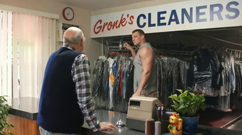 Tide Super Bowl 2017 Teaser, 'Customers Come First at Gronk's Cleaners' - Thumbnail 2