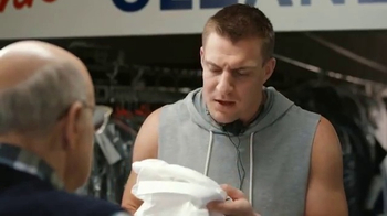 Tide Super Bowl 2017 Teaser, 'Customers Come First at Gronk's Cleaners' - Thumbnail 8