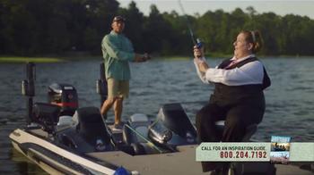 Louisiana Office of Tourism TV Spot, 'Fishing Fall 2016' - Thumbnail 9
