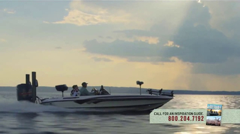 Louisiana Office of Tourism TV Spot, 'Fishing Fall 2016'