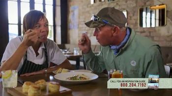 Louisiana Office of Tourism TV Spot, 'Fishing Fall 2016' - Thumbnail 8