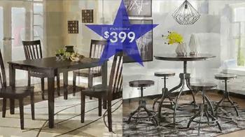 Ashley HomeStore Presidents Day Sale TV Spot, 'Many Choices' - Thumbnail 3
