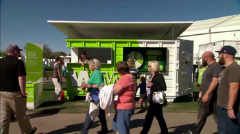 Waste Management TV Spot, '2017 PGA Tour: Think Green' - Thumbnail 4