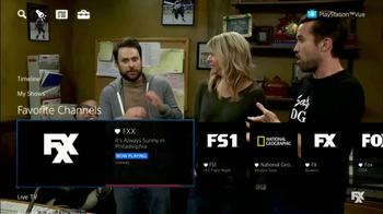 PlayStation Vue TV Spot, 'What If?' - Thumbnail 2